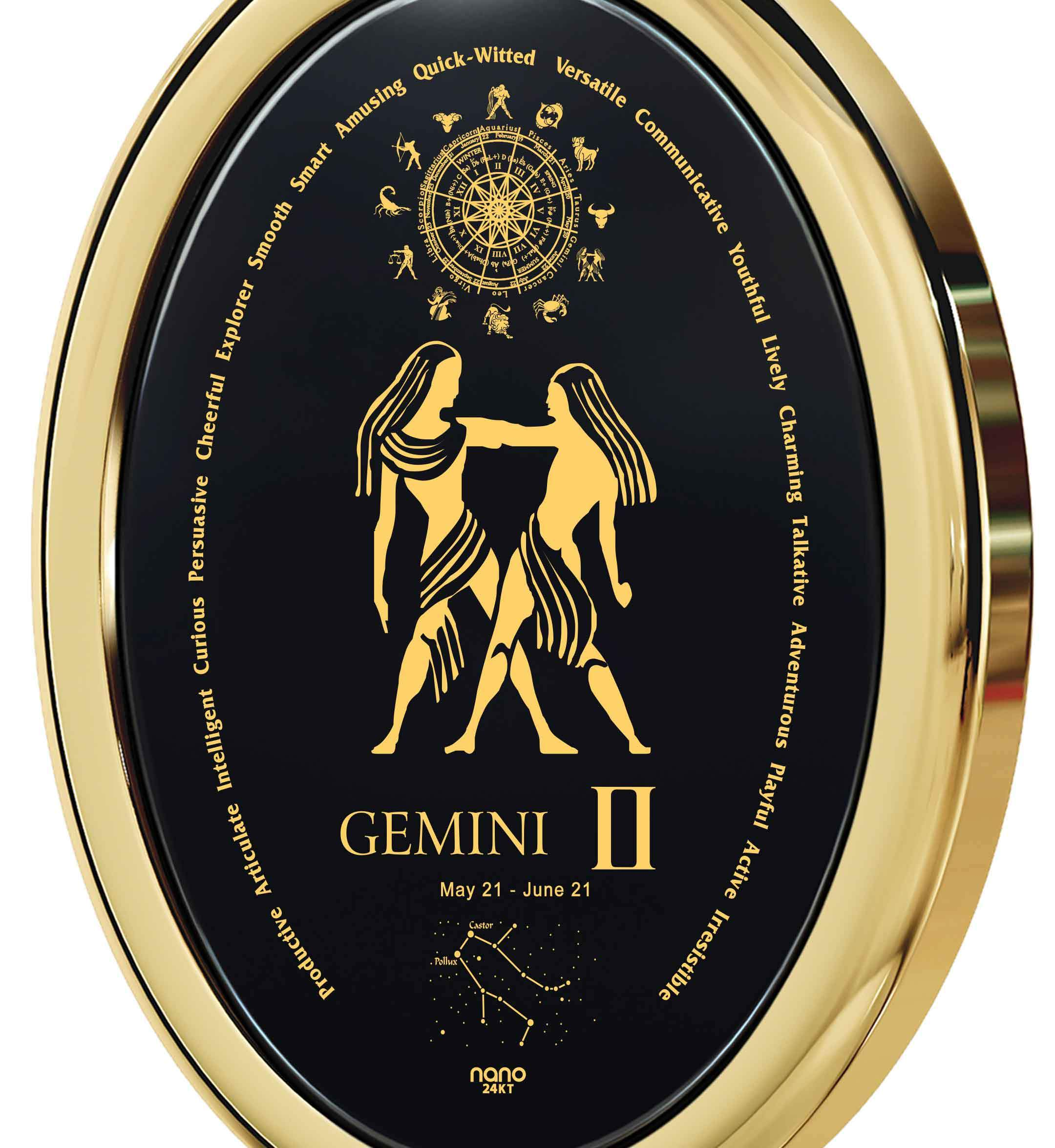 Wife Birthday Ideas: Gemini Characteristics, Engraved Necklaces, What to Buy My Girlfriend for Christmas