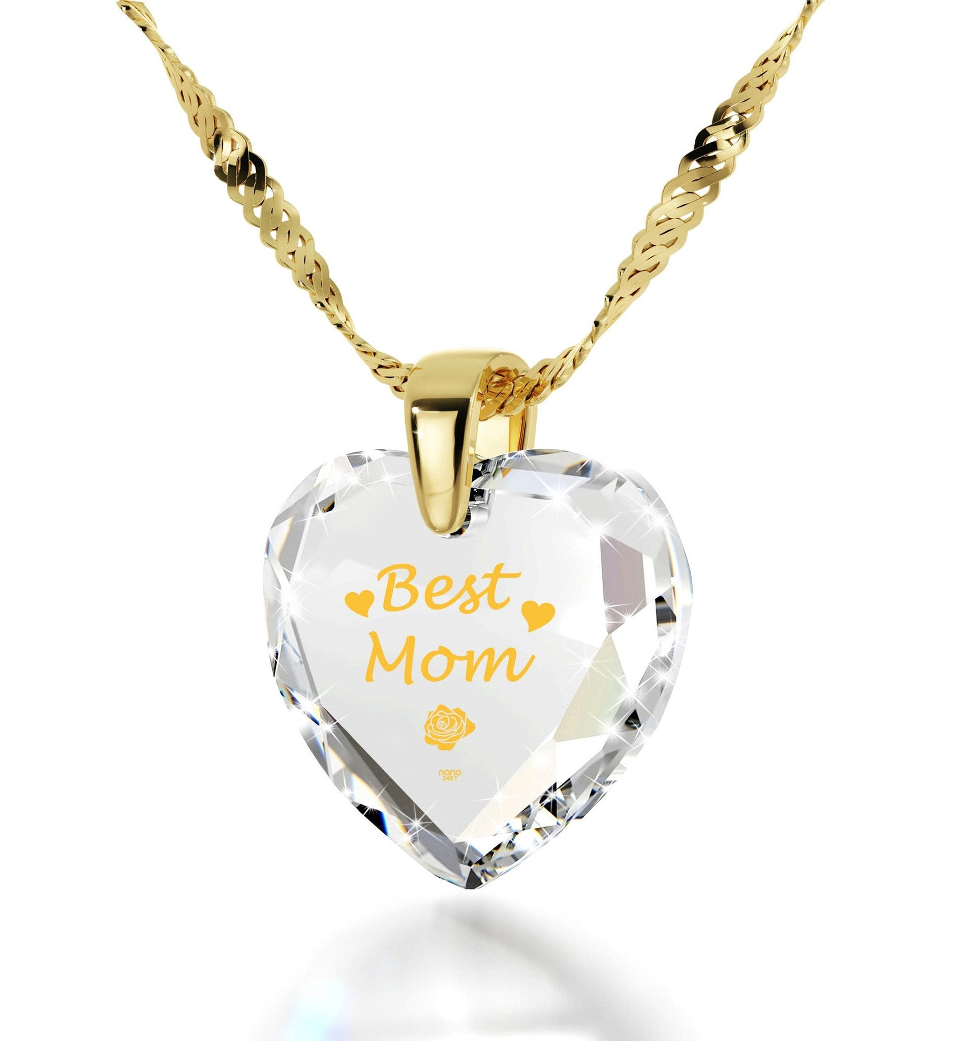 To My Amazing Remakable Daughter Necklaces Daughter /& Mom Gifts From Mother