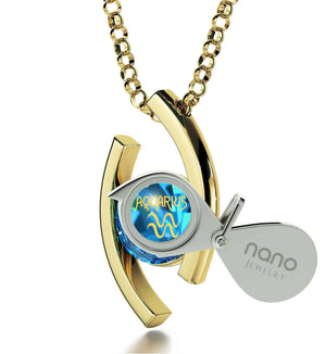 """Gold 14k Birthstone Jewelry, Great Valentines Gifts for Her, What to Get Girlfriend for Birthday, by Nano"""