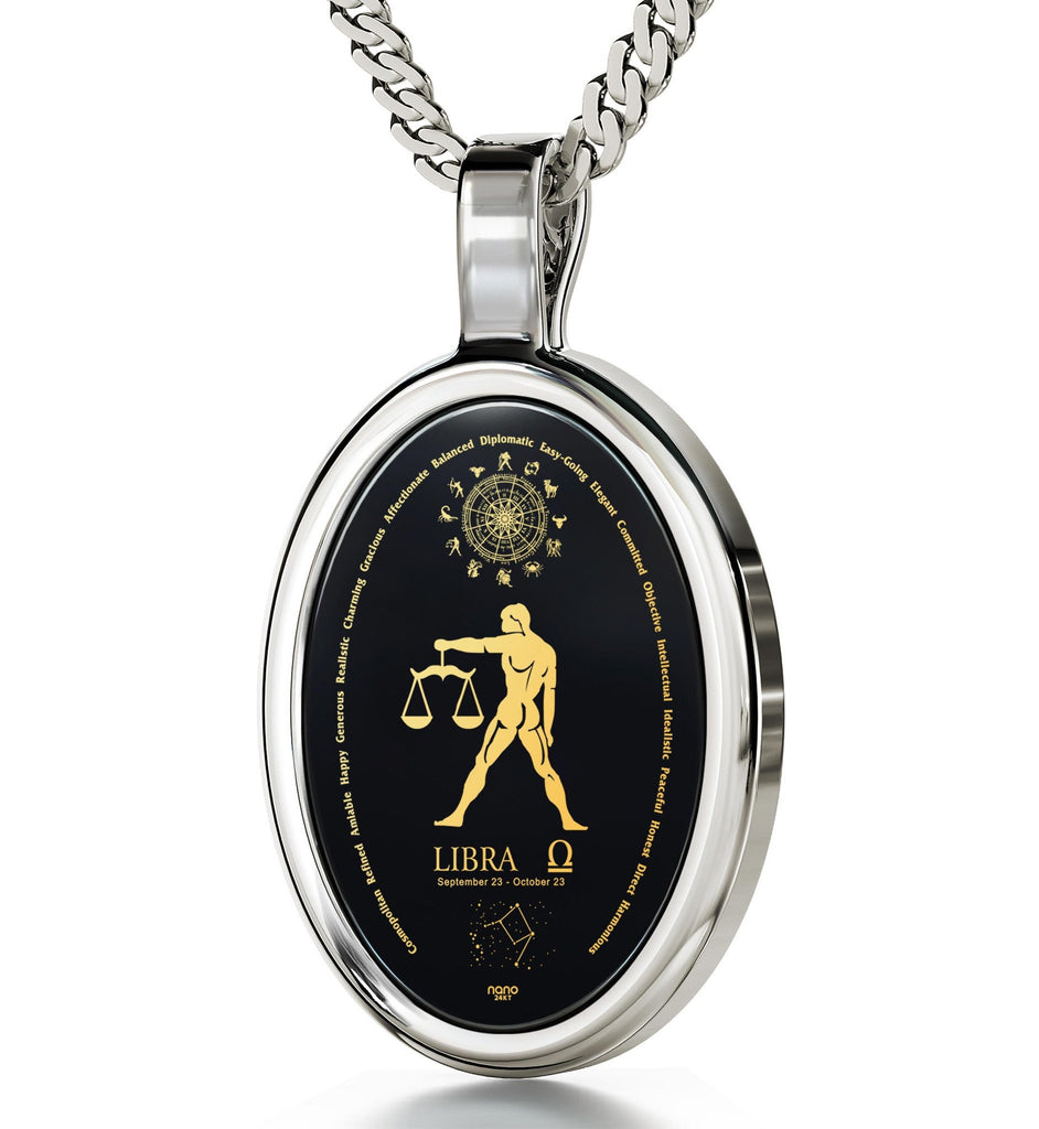 What to Get Boyfriend for Birthday: Libra Characteristics, 14k White Gold Jewelry for Men, Valentines Presents for Him