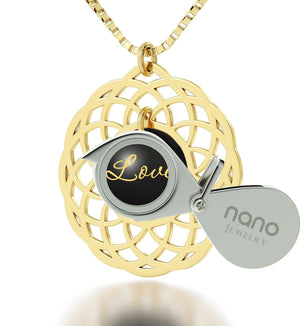 What to Get Girlfriend for Birthday, Thoughtful Gifts for Her, Women's Gold Jewelry, Nano