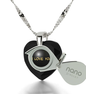 """What to Get Girlfriend for Birthday, Womens Sterling Silver Necklace, Best Jewelry Websites, Xmas Ideas for Her by Nano """