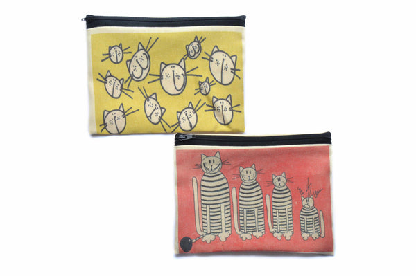 Prisoners , Zipper Pouch/Purses - AHENQUE