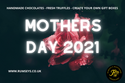 Handmade Mother's Day Chocolates UK Luxury Artisan Gifts Delivered