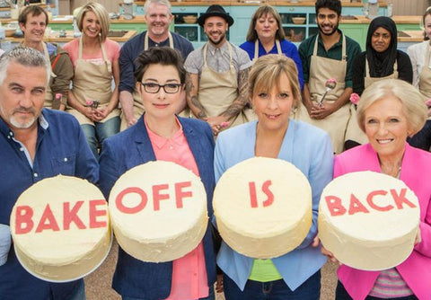Rumsey's bake off