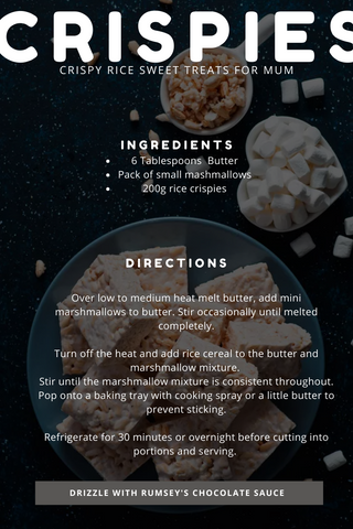 Mother's Day Luxury Handmade Chocolates 2021 UK Delivery Artisan Fresh Recipes From The Kids Cook Mummy Breakfast Snack Rice Crispies Marshmallows