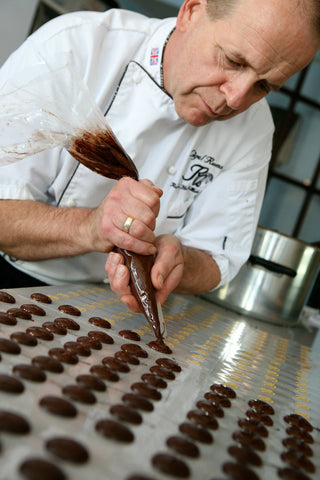Nigel Rumsey Making Chocolate