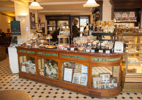 Rumsey's Thame Wendover Counter