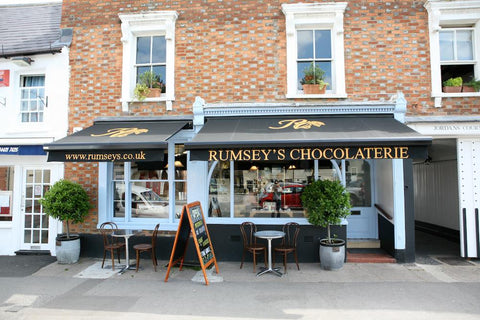 Rumsey's Chocolaterie Thame Midsomer