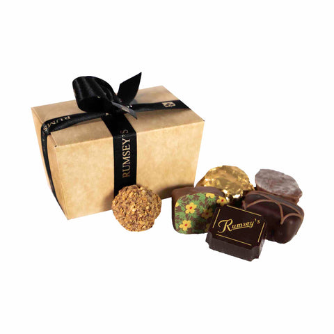 Medium Chocolate Gift Box Ballotin