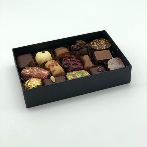 chocolate gift box luxury 15