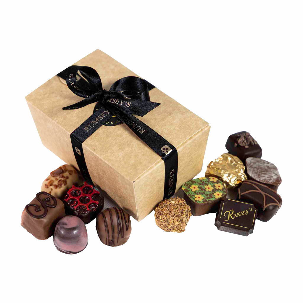 Ballotin box luxury handmade chocolates gift