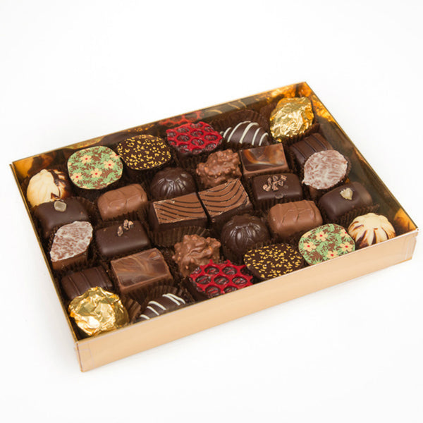 Extra large gift box luxury handmade chocolates