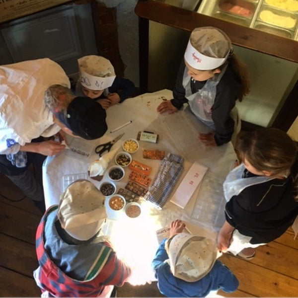 Chocolate Bar Making - Private Group (Aged 5+)