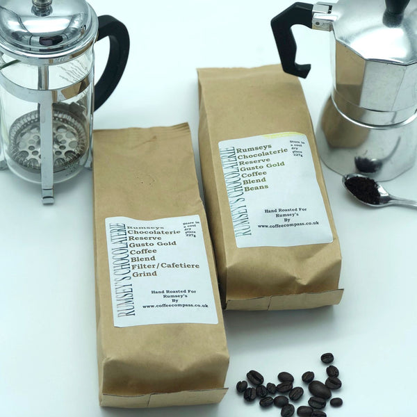 Rumsey's Coffee - Grind