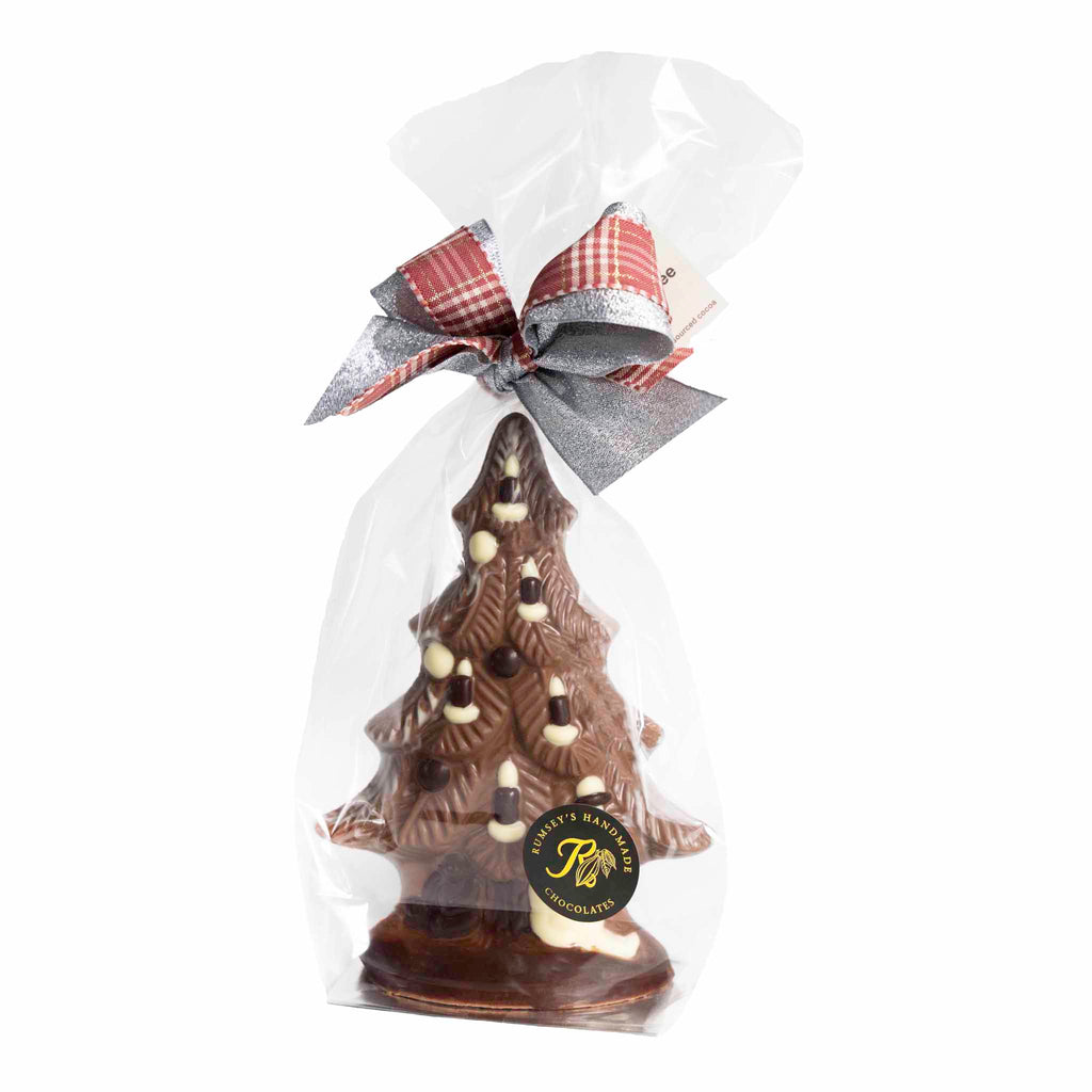 Chocolate Christmas Tree