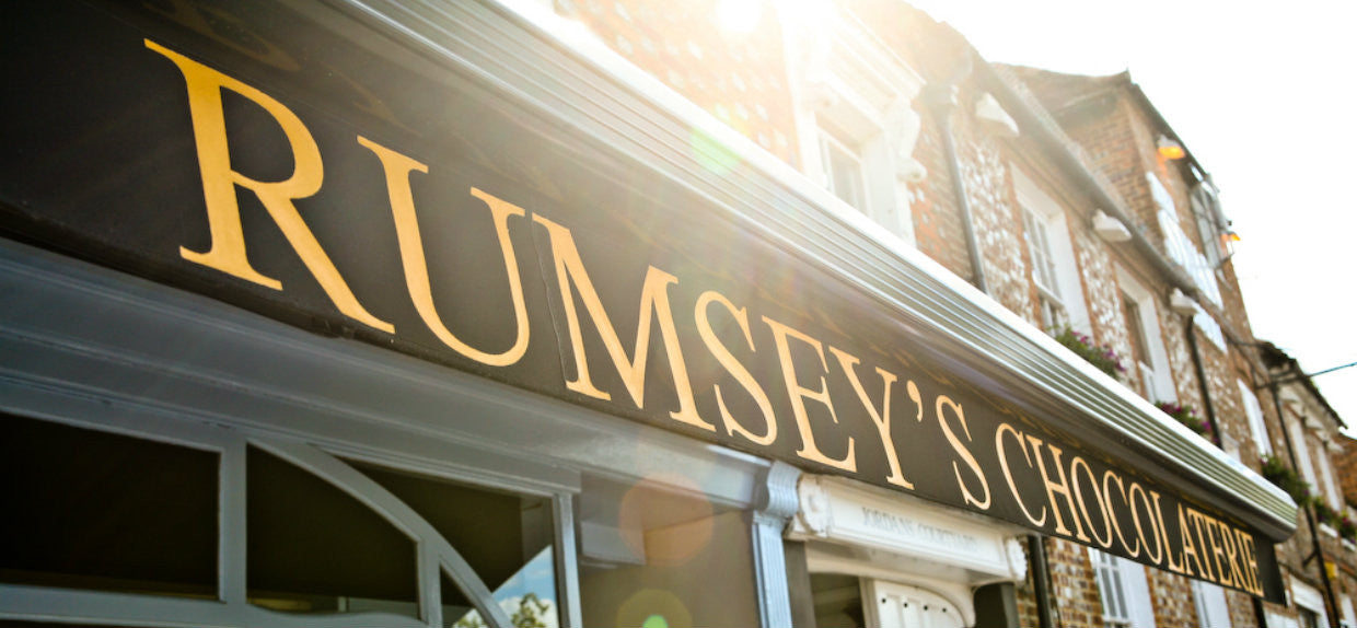 Visit Rumsey's Chocolateries