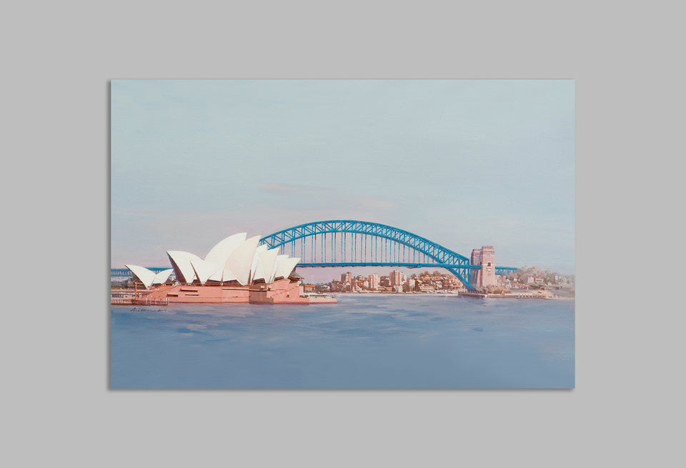 'Morning Sydney' - Aizhen Zhou 周爱珍 - AHW Studio
