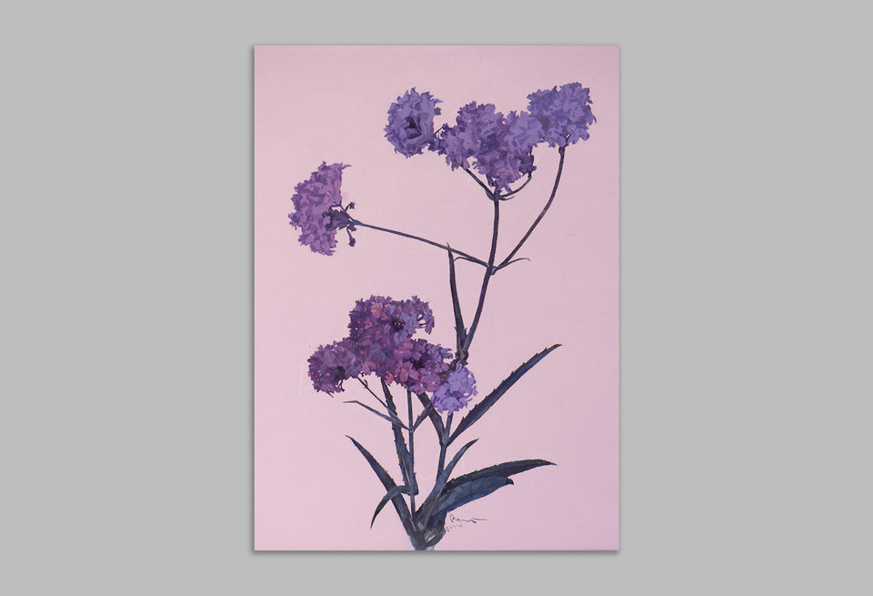 'Purple Flora' - Renji Wang 王人及 - AHW Studio