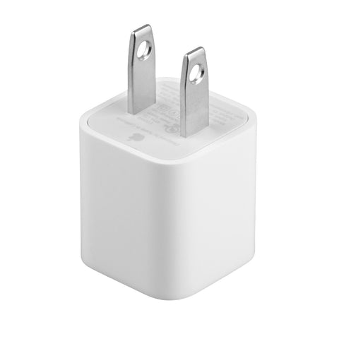 Original OEM Iphone 5/5c/5s/6/6+/6s/SE Wall Adapter  A1385