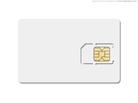 Iphone SPRINT SIM Card