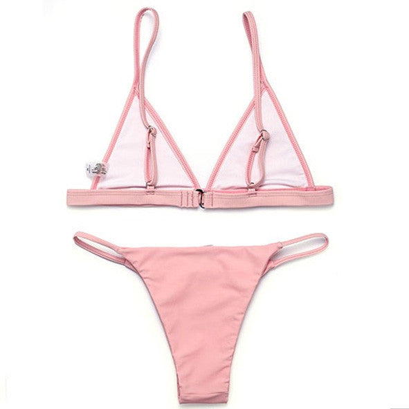 The Minimalist Bottoms in Pink