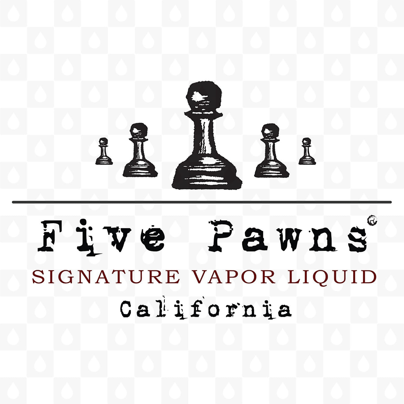 FIVE PAWNS E-LIQUID
