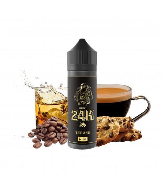 24K - THE ONE | 50ML (SHORTFILLS) - 24K - VAPOURHOLICS.COM.AU
