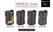 DOVPO TOPSIDE DUAL 200W SQONK MOD SPECIAL EDITION - Vapourholics