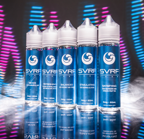 SVRF - SATISFYING ICED | 60ML