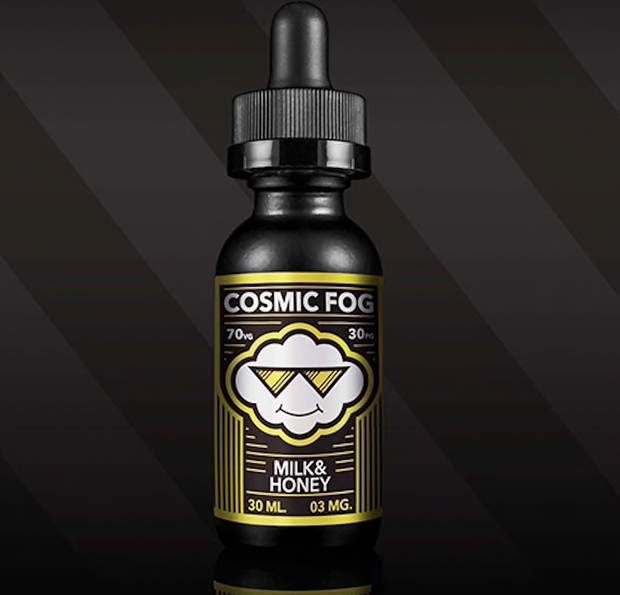 COSMIC FOG - MILK AND HONEY | 60ML - Vapourholics