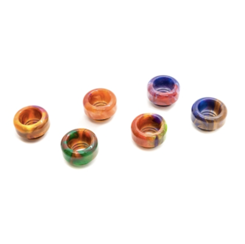 ASMODUS CUSTOM RESIN BUBBA DRIP TIP (FOR TFV8, BIG BABY, GOON, KENNEDY) - ASMODUS - VAPOURHOLICS.COM.AU