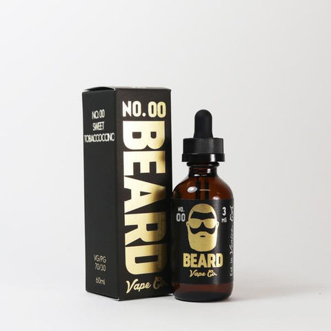 Beard No. 00 | 60ML - BEARD VAPE CO. - VAPOURHOLICS.COM.AU