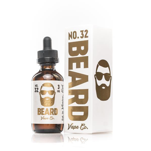 Beard No. 32 | 60ML - BEARD VAPE CO. - VAPOURHOLICS.COM.AU