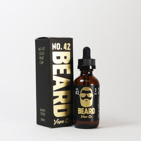 Beard No. 42 | 60ML - BEARD VAPE CO. - VAPOURHOLICS.COM.AU