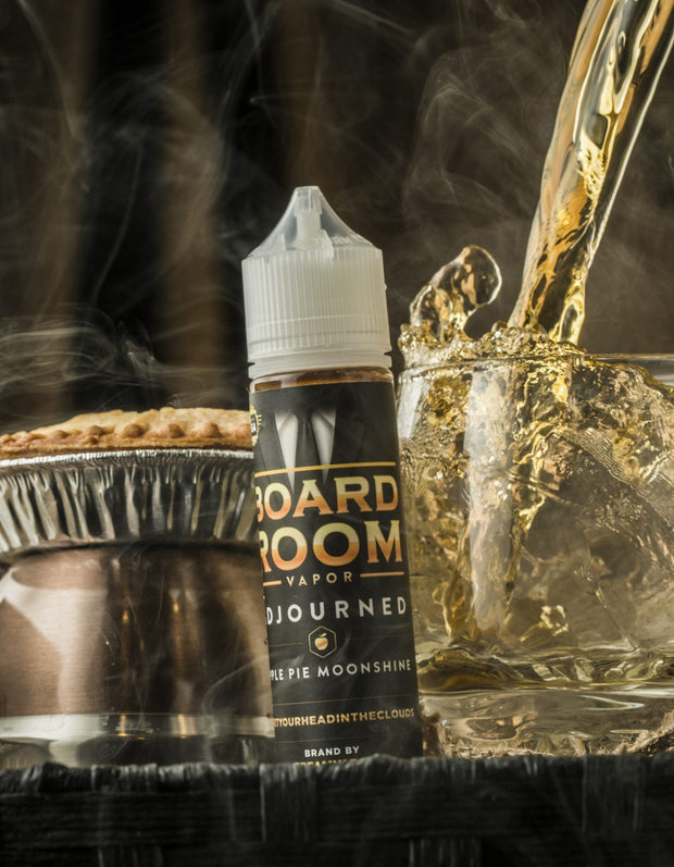 BOARDROOM - ADJOURNED | 60ML - Vapourholics