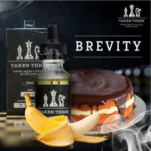BREVITY | 30ML - FIVE PAWNS - VAPOURHOLICS.COM.AU
