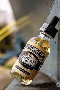 BUTTERMILK PIE | 60ML - PRIMITIVE VAPOR COMPANY - VAPOURHOLICS.COM.AU