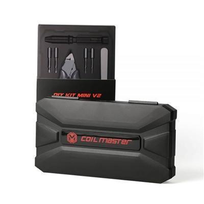 COIL MASTER MINI DIY V2 KIT - Vapourholics