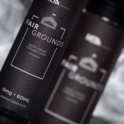 FAIR GROUNDS | 60ML - SVRF - VAPOURHOLICS.COM.AU