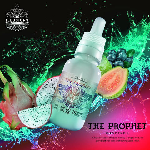 ILLUSIONS THE PROFIT | 60ML - ILLUSIONS VAPOR - VAPOURHOLICS.COM.AU