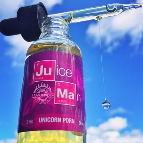 JUICE MAN USA - UNICORN PORN | 30ML - JUICE MAN USA - VAPOURHOLICS.COM.AU