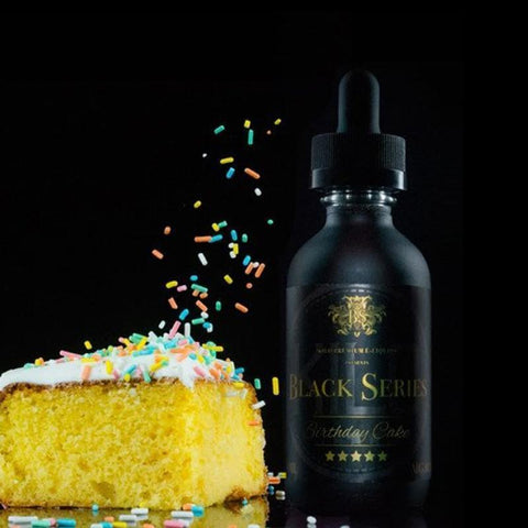 KILO BLACK SERIES - BIRTHDAY CAKE | 60ML - KILO E-LIQUID - VAPOURHOLICS.COM.AU