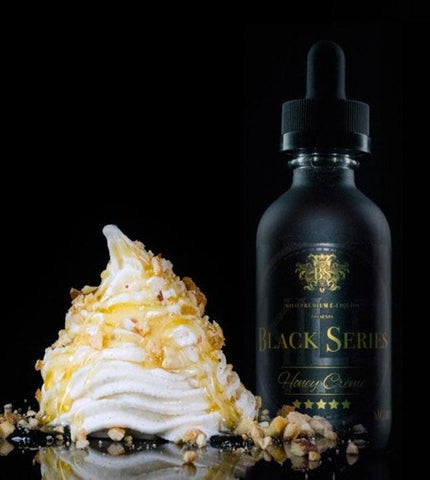KILO BLACK SERIES - HONEY CREME | 60ML - KILO E-LIQUID - VAPOURHOLICS.COM.AU