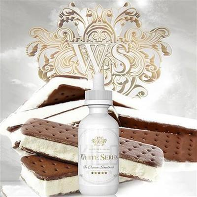 KILO WHITE SERIES - ICE CREAM SANDWICH | 60ML - KILO E-LIQUID - VAPOURHOLICS.COM.AU