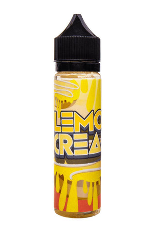 LEMON CREAM | 60ML - ELYSIAN LABS - VAPOURHOLICS.COM.AU
