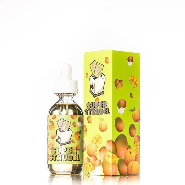 Mango Peach Super Strudel | 60ML - BEARD VAPE CO. - VAPOURHOLICS.COM.AU