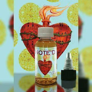NOTE'D I: The Sacred Heart VAPOURHOLICS
