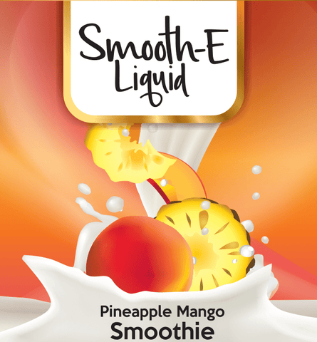 PINEAPPLE MANGO SMOOTHIE - 60ML VAPOURHOLICS