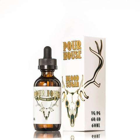 Pour House Blood Sugar | 60ML VAPOURHOLICS